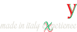 logo Made in Italy tour operator - made in italy eXperience
