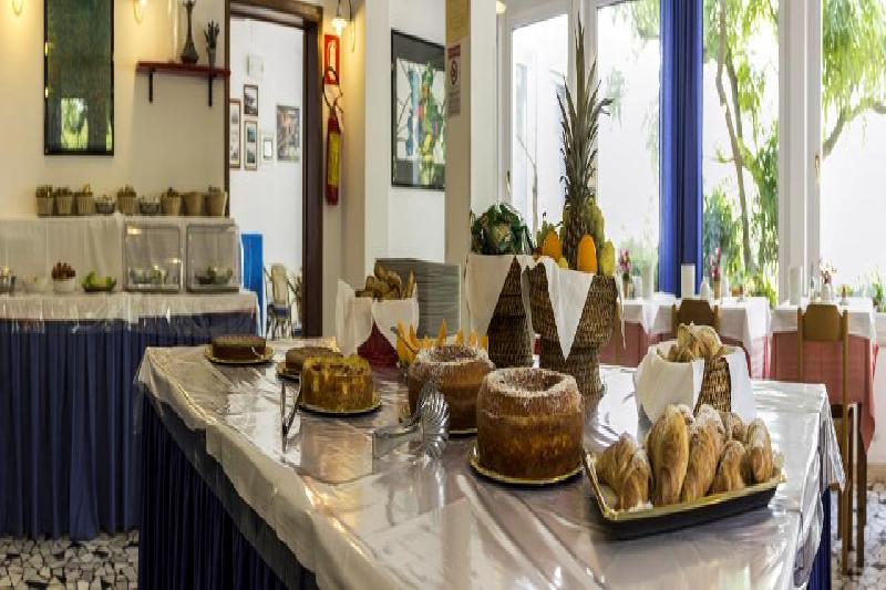 11 buffet colazione hotel