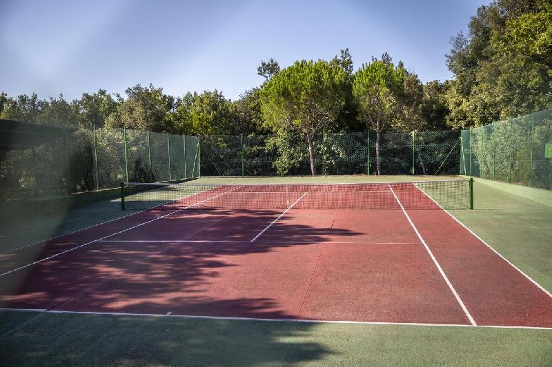 11 campo da tennis